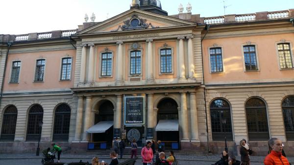 Le musée Alfred Nobel