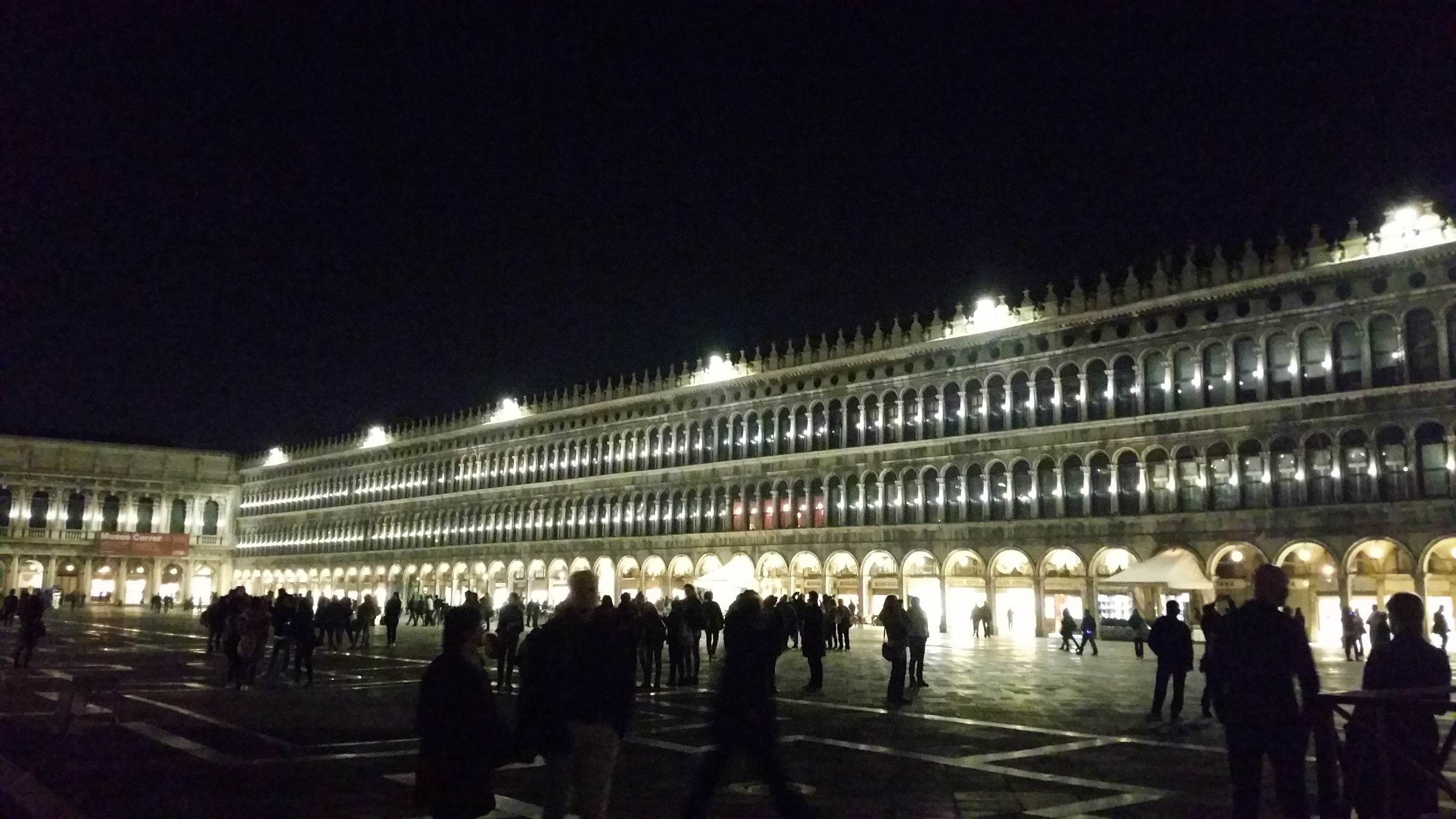 Place Saint Marc – Piazza San Marco