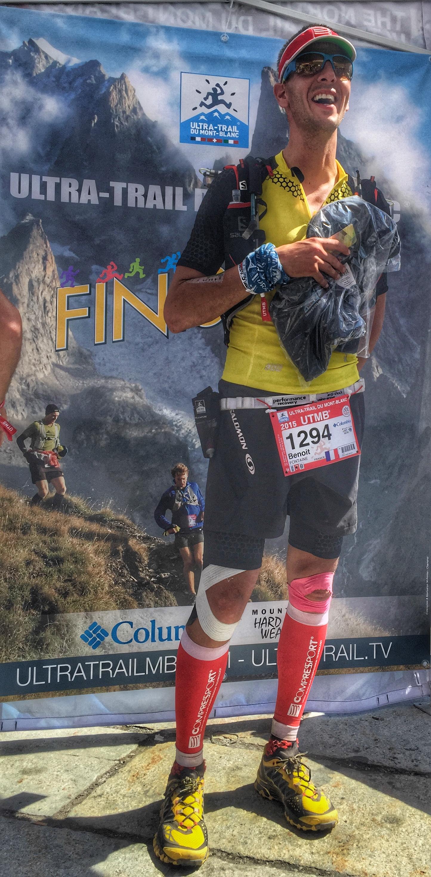 Ultra-Trail du Mont Blanc 2015