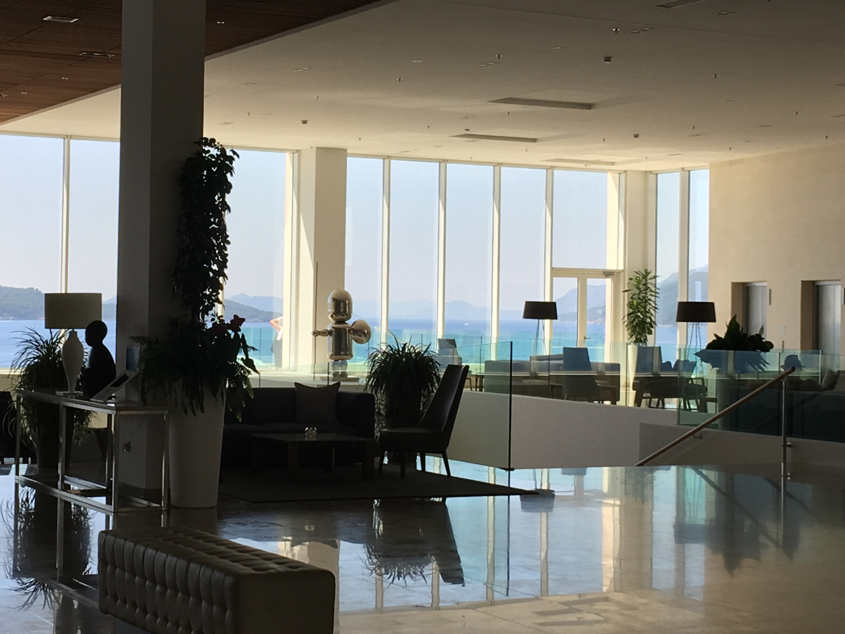 Valamar President Hotel ***** – Hall